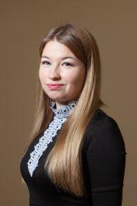 Антакова Екатерина Александровна Преподаватель
