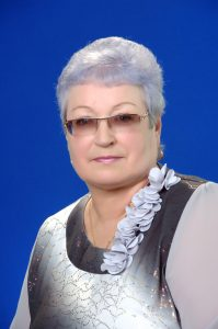Целищева Нина Васильевна